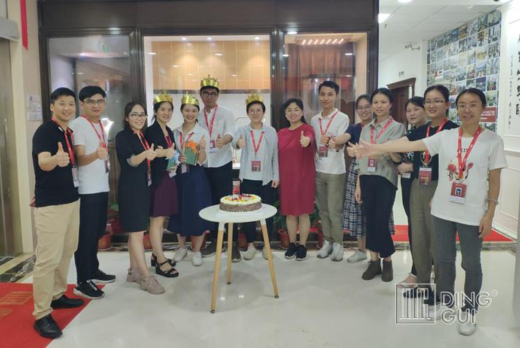 DG Culture Big birthday party