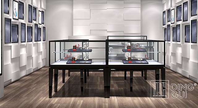 How to Use Display Cabinet For Store Advertise