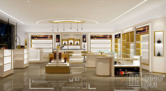 Gain More Customers Through Attractive Shop Fittings