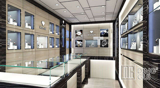 Types of Glass Display Cabinets