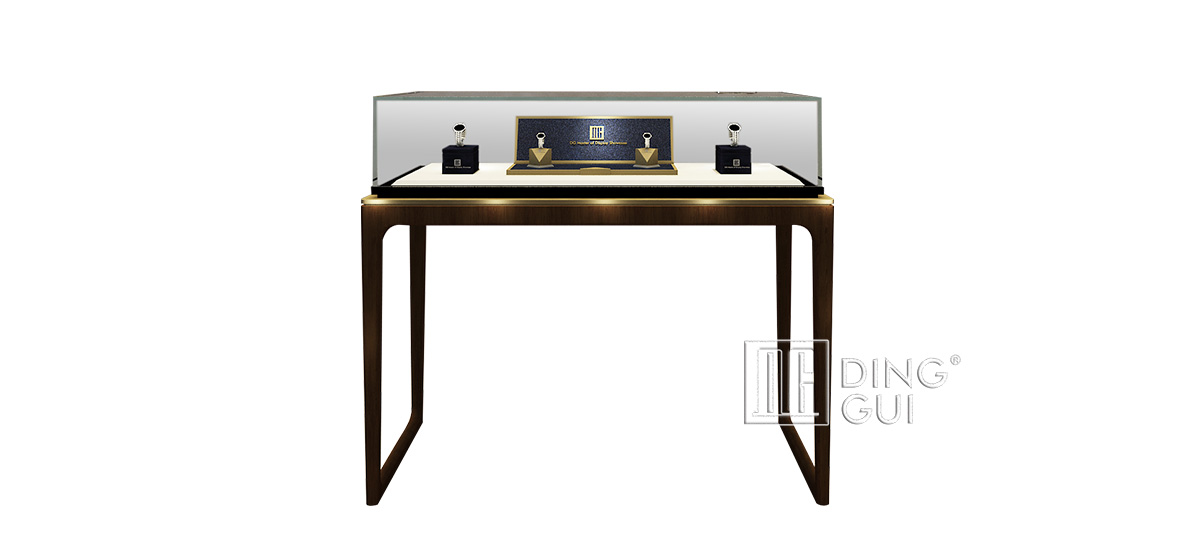 High End Luxury Jewellery Display Showcase