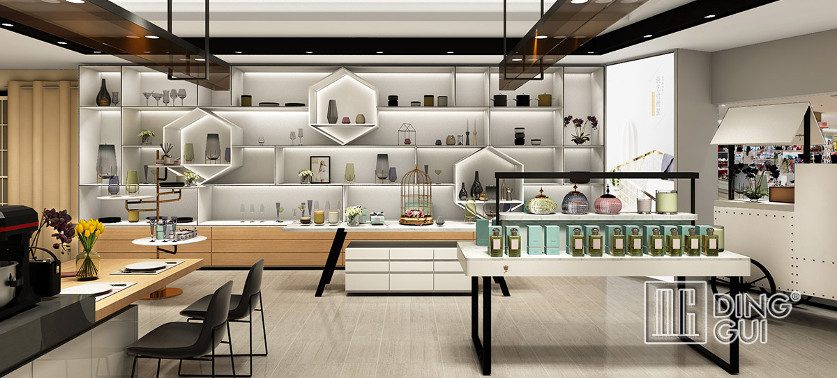 High End Luxury Store Design