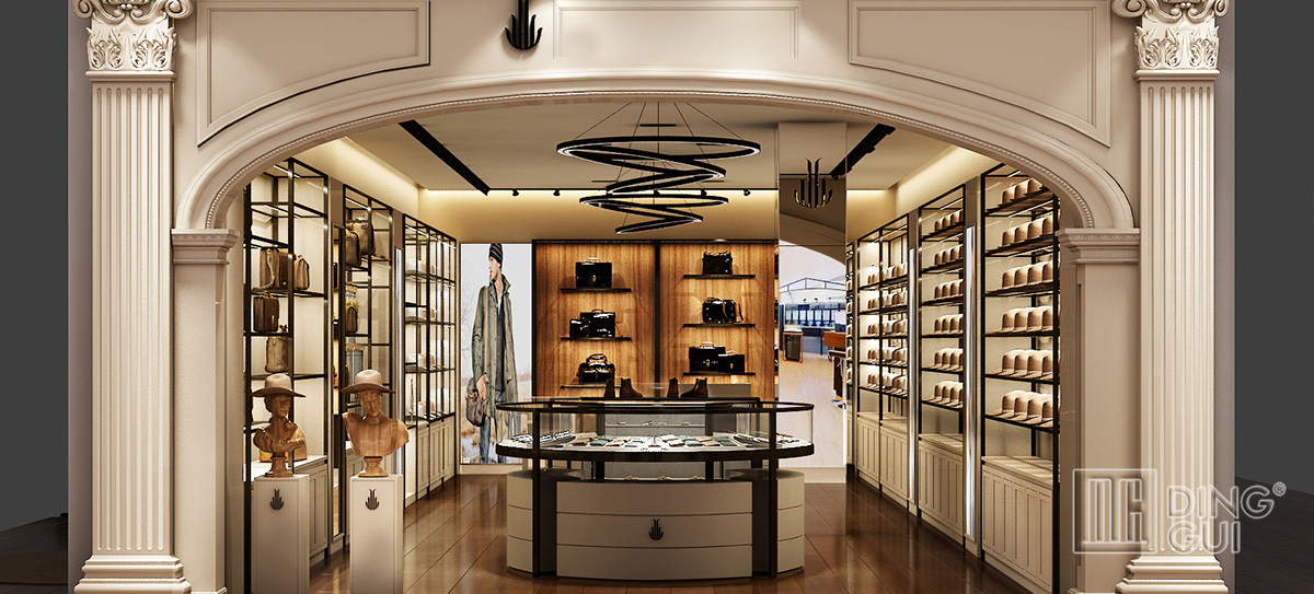 Jewelry showcases using in this way will  make your performance to the next level